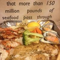 Photo taken at The Manhattan Fish Market by Zahar Z. on 7/30/2012