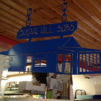 Photo taken at Sugar Hill Sub & Deli by Alyson B. on 3/8/2012
