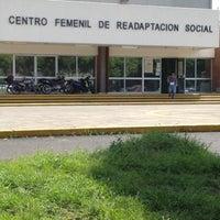 Photo taken at Reclusorio Femenino Tepepan by Ale C. on 9/7/2012