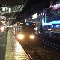 Photo taken at JR Takatsuki Station by でい か. on 8/3/2012