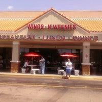 Photo taken at Wings and Weenies by Brandi K. on 7/29/2012