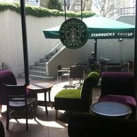 4/6/2012 tarihinde Senanziyaretçi tarafından Starbucks'de çekilen fotoğraf