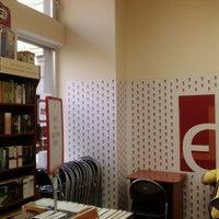 Photo taken at Книгарня «Є» by Alexey P. on 8/8/2012