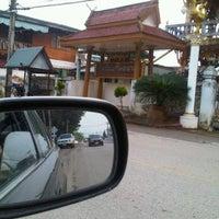Photo taken at วัดบ้านเวียงสันทราย by SAKUNRAT C. on 3/14/2012
