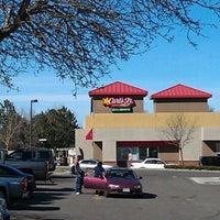 Photo taken at Carl's Jr. by Kenzie M. on 3/23/2012
