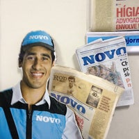 Photo taken at Novo Jornal by Augusto C. on 7/11/2012
