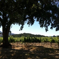 Photo taken at Gamble Family Vineyards by Sandi B. on 6/3/2012