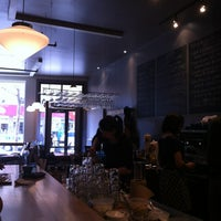 Photo taken at Le Comptoir (charcuteries et vins) by Julie B. on 4/29/2012