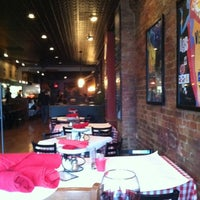 Photo taken at Dino's Pizzeria by Jim S. on 3/11/2012