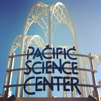 Photo taken at Pacific Science Center by Nicolle C. on 8/12/2012