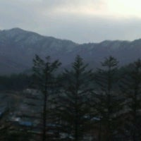 Photo taken at 아난티클럽서울CC by 강 강. on 3/3/2012