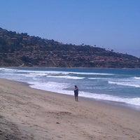 Photo taken at Torrance Beach by Matthias S. on 6/2/2012