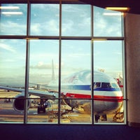 Photo taken at American Airlines Admirals Club by Rodrigo B. on 3/20/2012