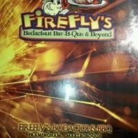 Photo taken at Firefly's by Jennifer T. on 6/30/2012