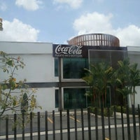 Photo taken at Coca Cola Company by 😜Jøšę👌 «. on 6/16/2012