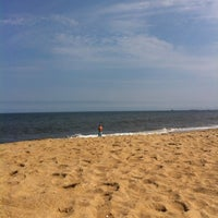 Photo taken at Gordon's Pond Beach by Brittany P. on 8/18/2012