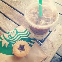 Photo taken at Starbucks by Melanie L. on 4/26/2012