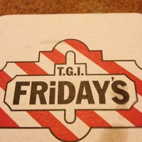 Photo taken at TGI Fridays by Justin Y. on 7/22/2012
