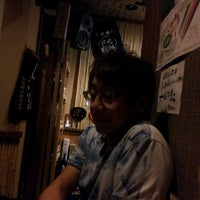 Photo taken at 薩摩酒房よかばん by Katsunori O. on 6/23/2012