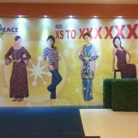 Photo taken at Peace Collections by †MuMu I. on 8/26/2012
