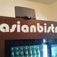 Das Foto wurde bei Asian Bistro von DudeAbidesinNJ am 8/21/2012 aufgenommen