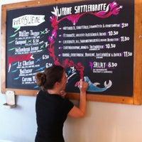 Das Foto wurde bei Caffé Bar Sattler von Matthias K. am 6/26/2012 aufgenommen