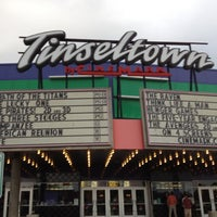 Photo taken at Tinseltown Cinemark by Chris S. on 5/8/2012
