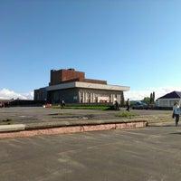 Снимок сделан в Драмтеатр пользователем Миша М. 6/7/2012