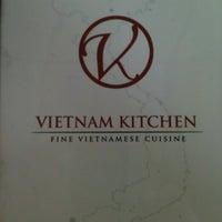 Menu Vietnam Kitchen Iroquois Louisville KY