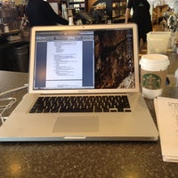Photo taken at Starbucks by Jeff A. on 2/13/2012