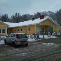 Photo taken at Hästö Förskola by Roger W. on 2/15/2012