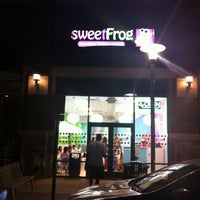 Photo taken at SweetFrog by Andrea S. on 6/21/2012