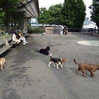 Photo taken at Sirius Dog Run by Eelain S. on 7/29/2012