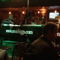 Photo taken at Ernie Biggs Chicago Style Dueling Piano Bar by Kaitlin N. on 2/18/2012