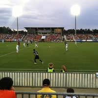 Photo taken at WakeMed Soccer Park by James L. on 5/29/2012
