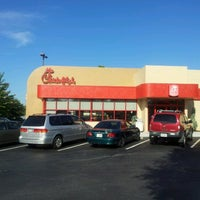 Photo taken at Chick-fil-A by Brian C on 7/28/2012