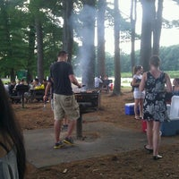 Photo taken at Hopkinton State Park by Gerard N. on 8/14/2012