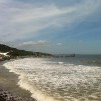 Photo taken at Punta Roca by Ale on 9/2/2012
