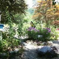 Photo taken at 허브나라 농원 / Herbnara Farm by Walker W. on 7/26/2012