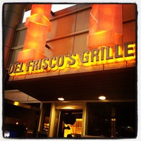 Photo taken at Del Frisco's Grille by Trey B. on 5/5/2012