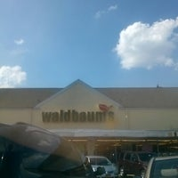 Photo taken at Waldbaum's by Chris C. on 9/1/2012