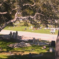 Photo taken at San Carlos Cemetery by Jerry S. on 8/11/2012