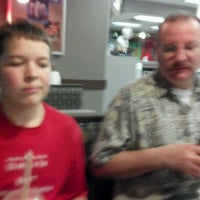 Photo taken at Chick-fil-A by Lindsey B. on 4/4/2012