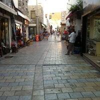 7/24/2012 tarihinde Saadet B.ziyaretçi tarafından Bodrum Barlar Sokağı'de çekilen fotoğraf