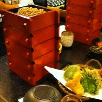 Photo taken at そば料理 正盛 by iHcuiK on 5/19/2012