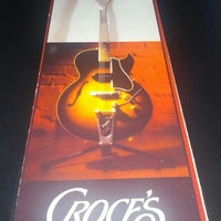 Photo taken at Croce's Restaurant & Jazz Bar by Angel B. on 7/20/2012
