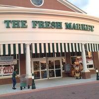 Photo taken at Fresh Market by Sarah H. on 8/18/2012