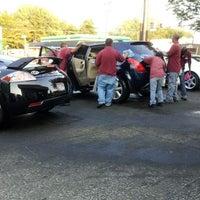 Photo taken at Montgomery Hills Car Wash by Rita K. on 8/31/2012