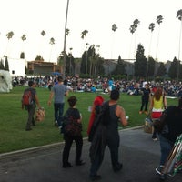 Photo taken at Cinespia by Kyle G. on 9/3/2012