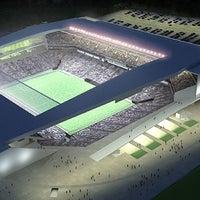 Foto tirada no(a) Arena Corinthians por Everton L. em 4/1/2012